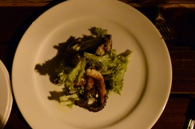 Favorite Restaurant in Santa Marta, Ouzo