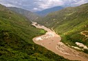 Chicamocha Canyon Colombia Sunset Tram11