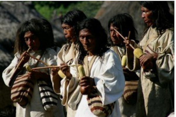 nabusimake indigenous village near valledupar energy