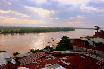 4680-Sunrise over the Amazon from Yurimaguas Peru.JPG