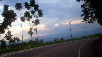 Sunset on the Decent to Tarapoto.jpg