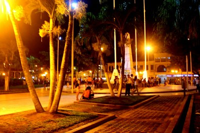 Iquitos Central Plaza
