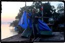 Traveling the Rio Napo and Amazon